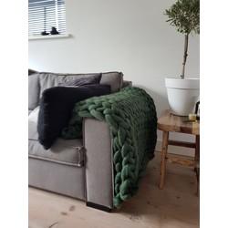 Chunkyplaid 80x120 Green