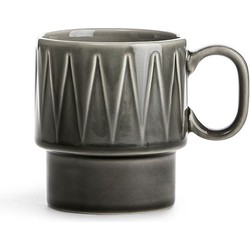 Sagaform Coffee & More Mok - Grijs