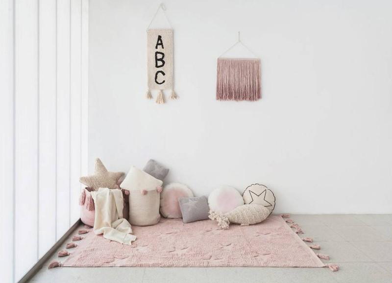 Handig: wasbare vloerkleden voor in de kinderkamer