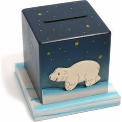 Spaarpot 3D IJsbeer - Weizenkorn
