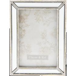 Clayre & Eef Fotolijst 13x2x18 cm / 10x15 cm