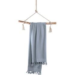 Hamamdoek Soft Cotton 100x180 cm blauw