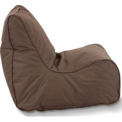 Puffi Kinder Zitzak Stoel Lounge Chair Kids - Grijs