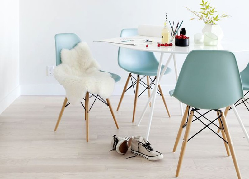 3 manieren om lichtblauw aan je interieur toe te voegen - Alles om ...