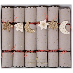 crackers (set van 6)