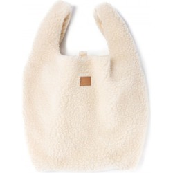 Alwero Shopper naturel - 100% wol