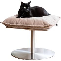 Pet-Interiors Poet Kattenstandaard Lichtgrijs