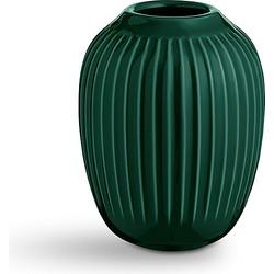 Kahler Design Hammershøi Vaas 10 cm - Groen