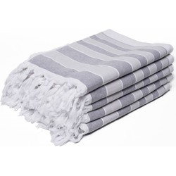 Hammam Towel Grey