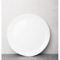 Urban Nomad Plate - White
