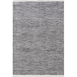 MOMO Rugs Teppe Black/White - 170 x 230 cm