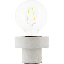 House Doctor Tafellamp Pin Wit