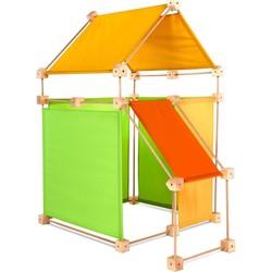 Speelhuis Family PCB Oranje 79 delig - Trigonos