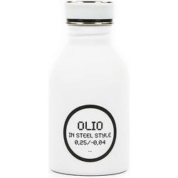 24Bottles Dispenser Bottle 0,25 l - Wit