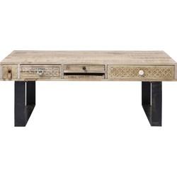 Kare Design Salontafel Puro - L120 X B60 X H45 Cm - Mangohout