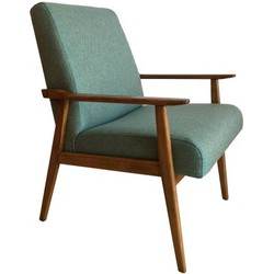 Mid-Century fauteuil Sapin -  groen