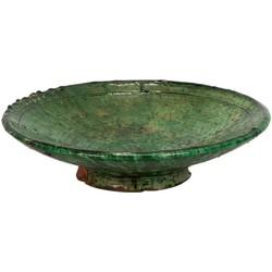 Tamegroute schaal plat 30 cm