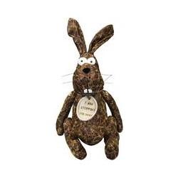 Door Stop Novelty Large Rabbit Door Stopper Animal Faux Leather