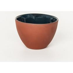 Bowl share your food medium - Blue