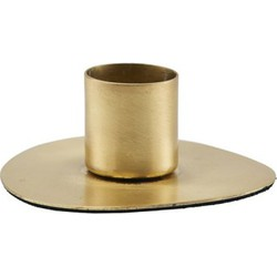 House Doctor - Kandelaar Circle Brass- Dia 7cm