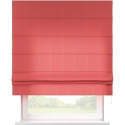 Vouwgordijn Padva rood-wit