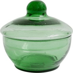 Bonbonniere bottle green