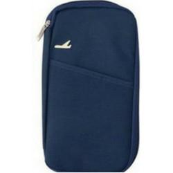 Reis portemonnee blauw