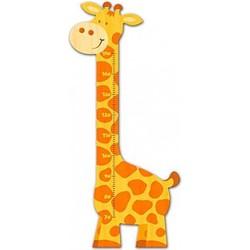 Groeimeter Giraf Hout  - Weizenkorn