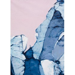 It is picture of my oil painting. My inspiration are minerals. from Mineral by sliwkalalala