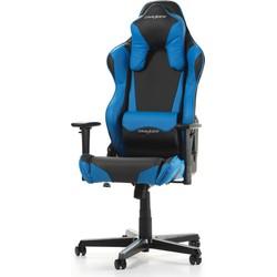 DXRacer Racing Shield-series Game & Bureaustoel - Zwart/Blauw PU