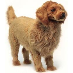 Knuffel Stoel Hond Golden Retriever - Hansa Creation