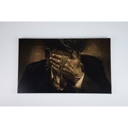 Deco schilderij HG op hout #5 (15cmx25cm)