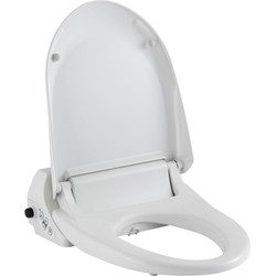 Geberit Aquaclean 4000 douche wc zitting Wit
