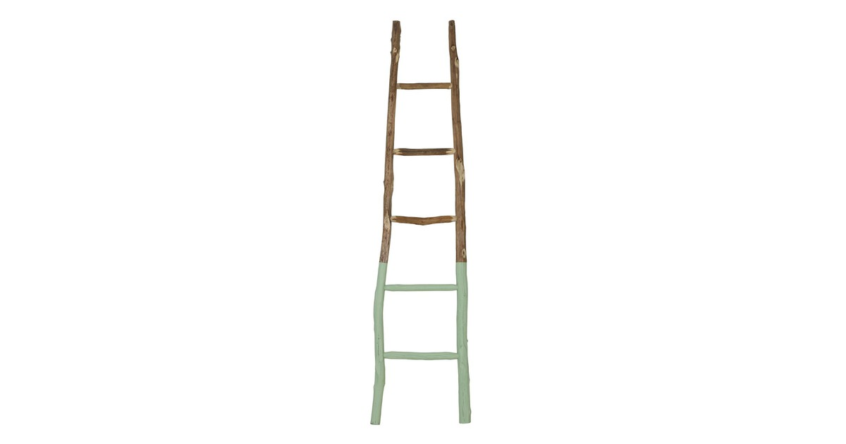 Light and living Light&Living ladder sten groen XL 180 x 42 x 4