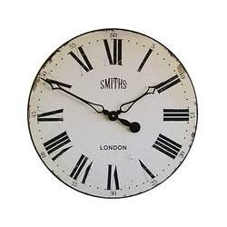 Lascelles Smith Wall Clock, Dia.50cm
