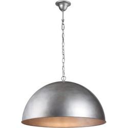 Linea Verdace Hanglamp Cupula Classic Ø50 Cm - Zilver