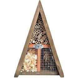 Esschert Design Insectenhotel Driehoek - 28 cm