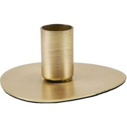 House doctor - Kandelaar Circle Brass - Dia 5.5cm