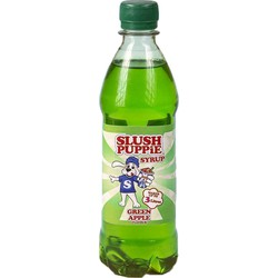 Fizz Slush Puppy Siroop Green Apple
