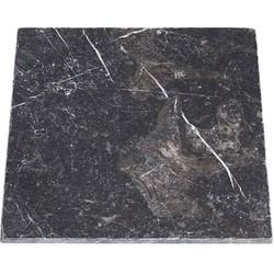 Toros Black Tumbled  40,6 x 40,6 x 1 cm