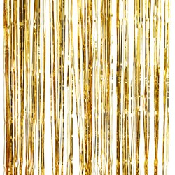 Backdrop Goud - 2.44 Meter