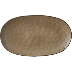 Mica Decorations tabo bord creme maat in cm: 31 x 18 x 3