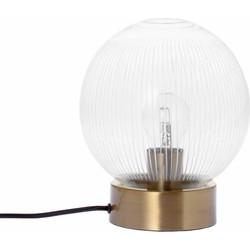 Tafellamp Stripes helder 23cm