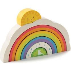 Regenboog   Rainbow Tunnel