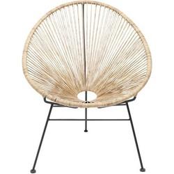 Mexico stoel - rotan - 81x72cm
