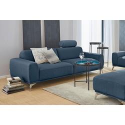 GMK Home & Living 3-Sitzer Sofa »Tea«, mit Kopfstütze