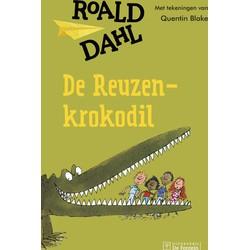 Kinderboeken  leesboek Roald Dahl - De reuzenkrokodil