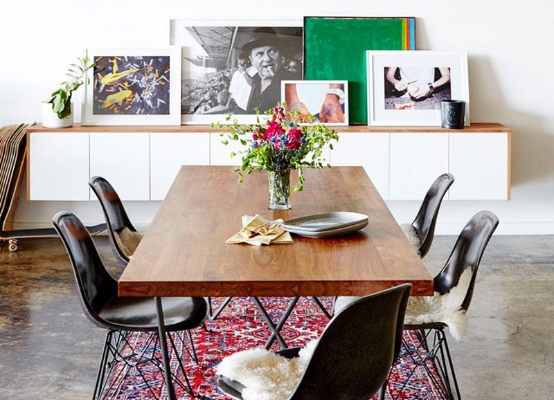 Persian rugs have made their comeback!