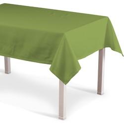 Rechthoekig tafelkleed limoengroen
