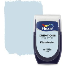 Muurverf Tester Frosted Sky 30 ml